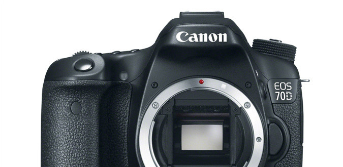 Canon EOS 70D Deal – $689 (compare At $999)