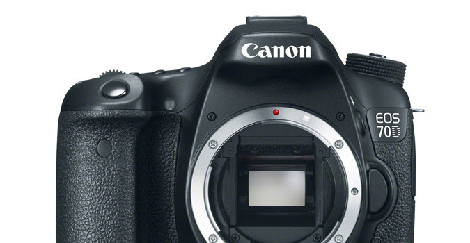 Canon EOS 70D Deal – $789 (compare At $999)