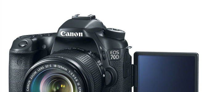 Canon Release Firmware Updates For EOS 70, EOS 6D, SL1, Rebel T5i And T6