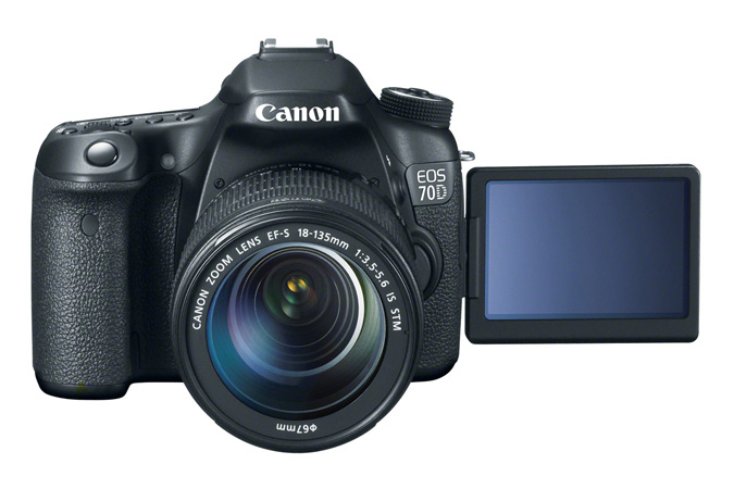 Canon EOS 70D Deals, Starting $399 (refurbished At Canon Store)