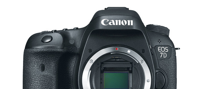 Canon EOS 7D Mark II Deal – $1,149 (reg. $1,499)
