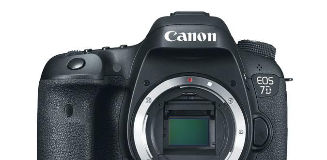 Still Live: Canon EOS 70D At $689, EOS 7D Mark II At $1,150