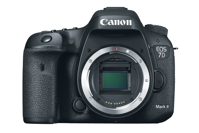 Canon EOS 7D Mark II Deal – $1,150 (compare At $1,499)
