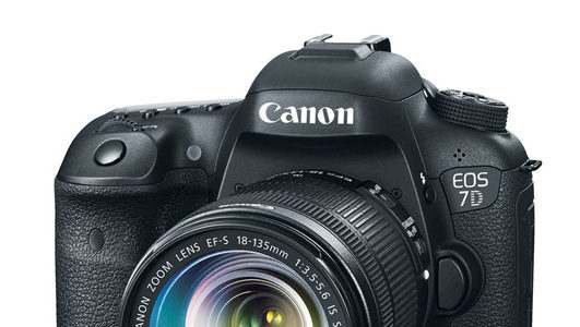 Canon EOS 7D Mark II Refurbished – $999 (reg. $1,499)