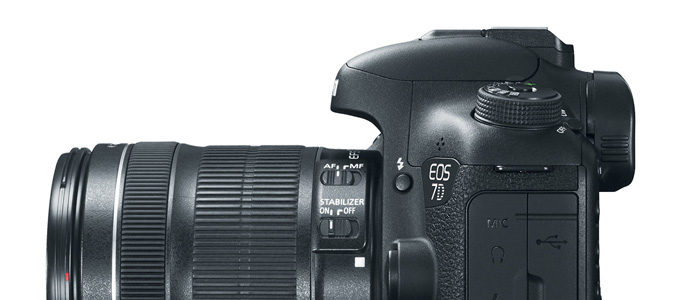Canon EOS 7D Mark II Firmware 1.1.0 Released (support For W-E1 And STM Lenses)
