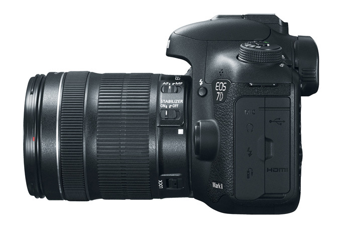Canon EOD 7D Mark II Firmware Update 1.1.0 Coming In September, Will Support W-E1 WiFi Adapter