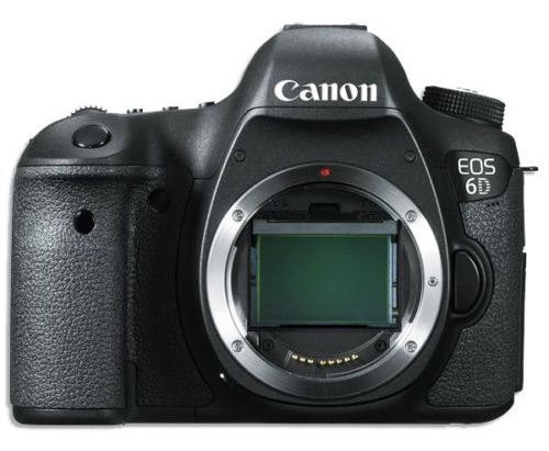 Canon EOS 6D Deal – $999 (reg. $1399, Import Model)