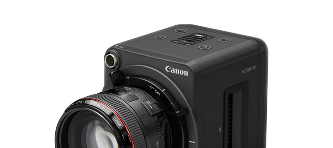 Canon's First Ultra-High-Sensitivity Multi-Purpose Camera Features ISO Equivalent Of Over 4,000,000 (and Costs $30k)