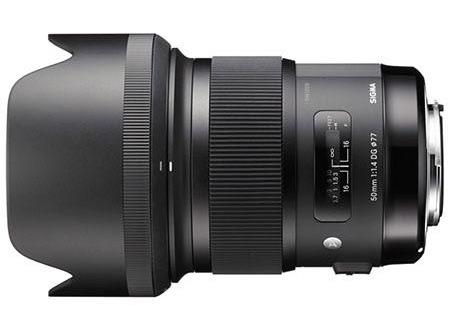 Sigma 50mm f/1.4 DG HSM