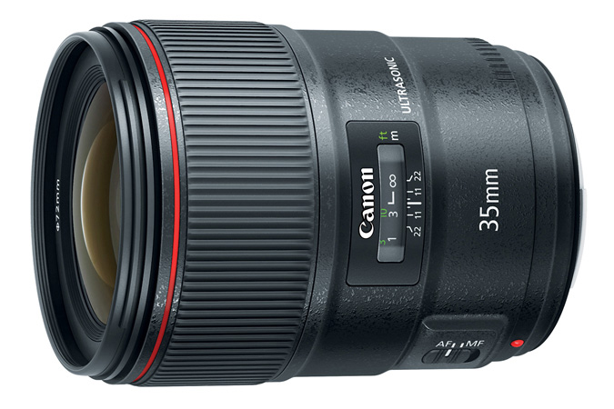 Canon EF 35mm F/1.4 II In Stock And Ready To Ship At Major Resellers