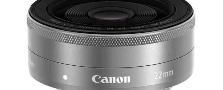 Canon EF-M 32mm F/1.4 STM EF-M 22mm Canon Lenses