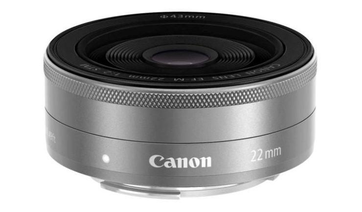 Canon EF-M 32mm F/1.4 STM EF-M 22mm Canon Lenses