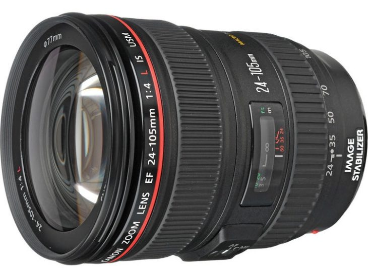 Canon EF 24-105mm F/4L IS Deal – $499 (reg. $999)