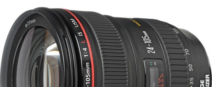 Canon EF 24-105mm F/4L IS Deal – $589 (reg. $999, White Box)