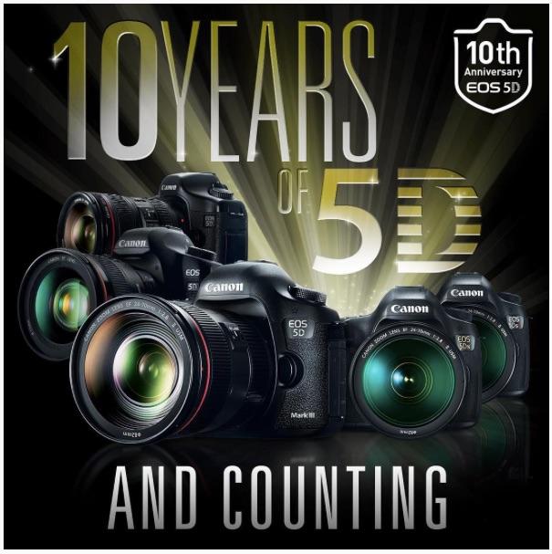 5d Anniversary