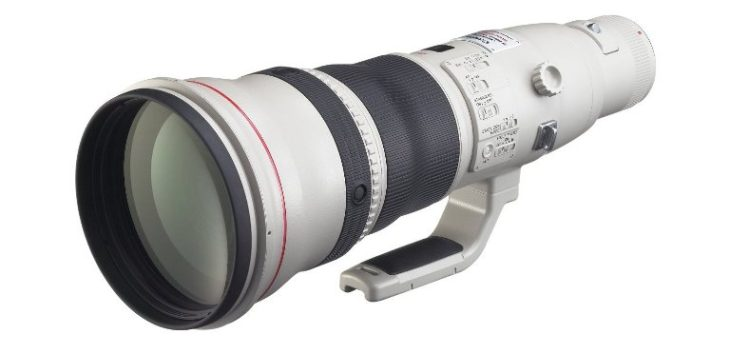 Canon Working On EF 800mm F/5.6 DO IS Lens? [CW2]