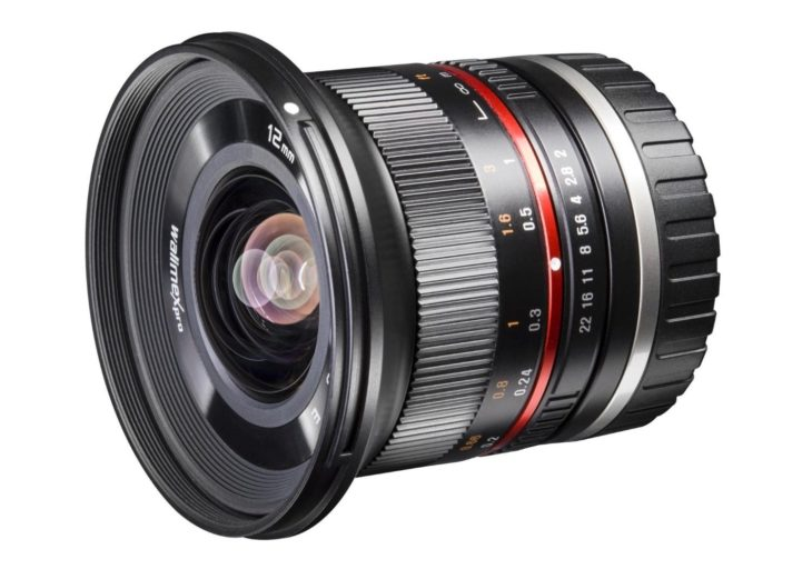 Walimex Pro 12mm F/2 For EOS M Blitzangebot On Amazon Germany (starts At 18:30 Berlin Time) – UPDATE