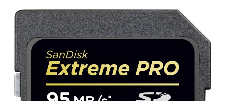 Gold Box Deal For Europe: SanDisk 16GB And 64GB Extreme Pro Memory Cards (starting 10am & 11am Berlin Time)