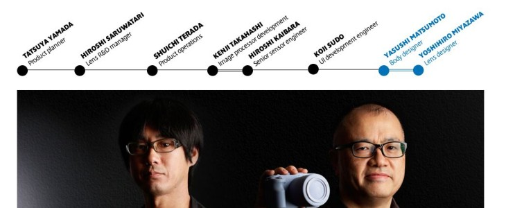 The Story Behind The Canon Powershot G3 X Told By The Men Who Made It