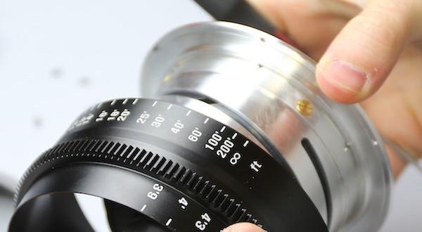 Zeiss 85mm CP.2 T2.1 And Rokinon Xeen 85mm T1.5 Lenses Teardown