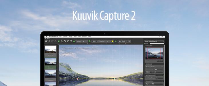 Kuuvik Capture 2 Tethering Software For Mac Released