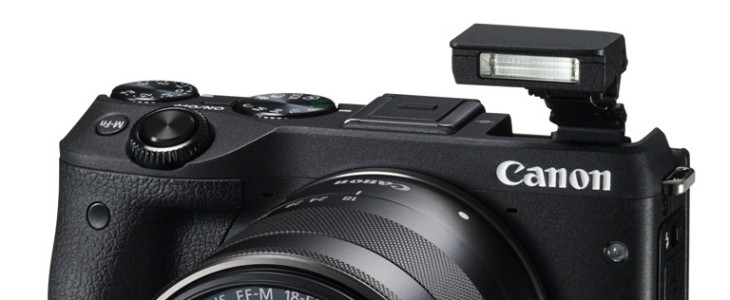 Save Big On Canon EOS M3 Kits With Electronic Viewfinder EVF-DC1 (starting At $469)