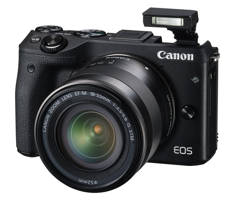 Is the Canon EOS M3 co...