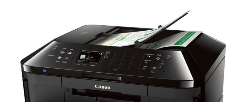 Amazon Deal Of The Day: Canon PIXMA MX922 Wireless Color Photo Printer – $68