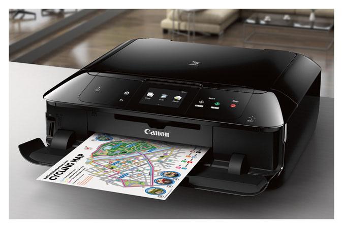Canon Announces 7 New Wireless PIXMA Printers