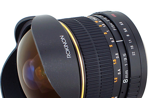 Rokinon 8mm F/3.5 Fisheye Lens Deal – $179 (reg. $239, Today Only, B&H Dealzone)