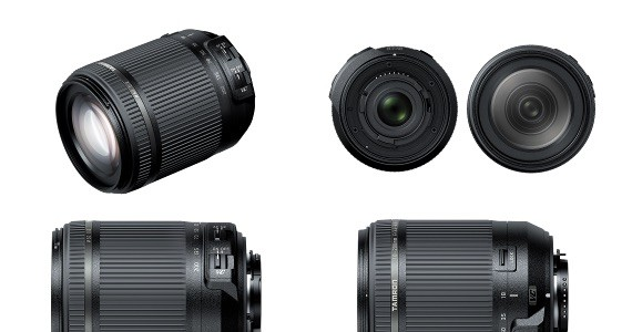 Tamron 18-200mm F/3.5-6.3 Di II VC Announced (pre-order Available)
