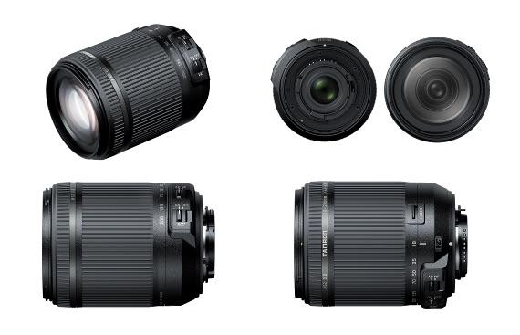 Tamron 18-200mm F/3.5-6.3 Di II VC Announced (pre-order Available)