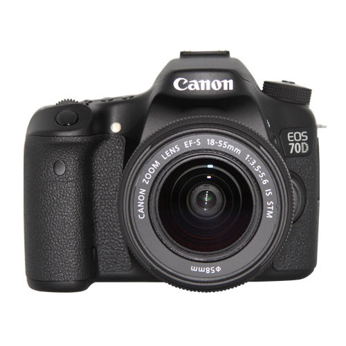 Canon Deals: EOS 70D & 18-55mm IS STM At $779, EOS 5Ds At $2,800