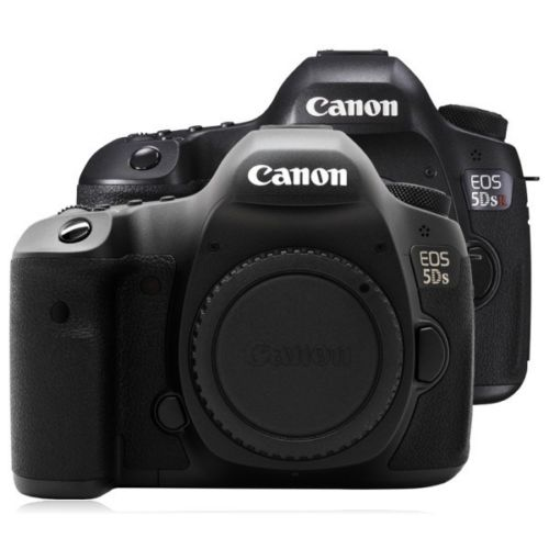 Grey Import Deals: Canon EOS 5Ds At $2,649, EOS 5Ds R At $3,149