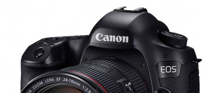 Some Bits About Canon's 120MP DSLR Prototype