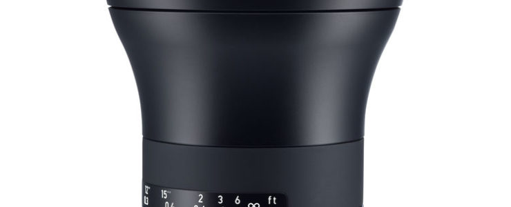 Zeiss Milvus 21mm