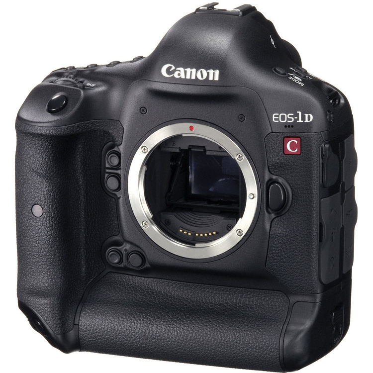 Canon EOS-1D C Deal – $3999 (compare At $4999)