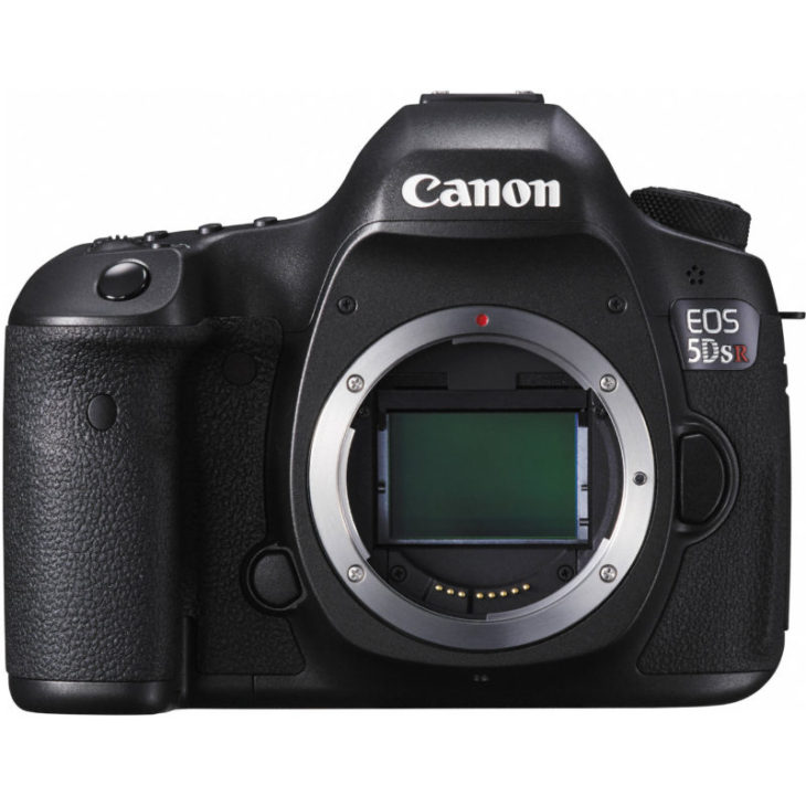 Canon EOS 5Ds R Deal – $1470 (reg. $3699, Import Model)