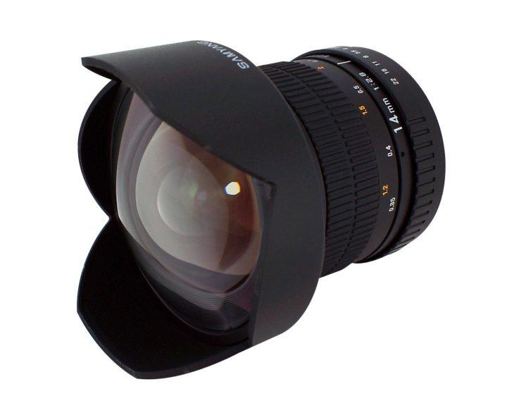 Amazon Lightning Deal: Samyang 14mm F/2.8 Ultra Wide Angle Lens – $270 (reg. $319)