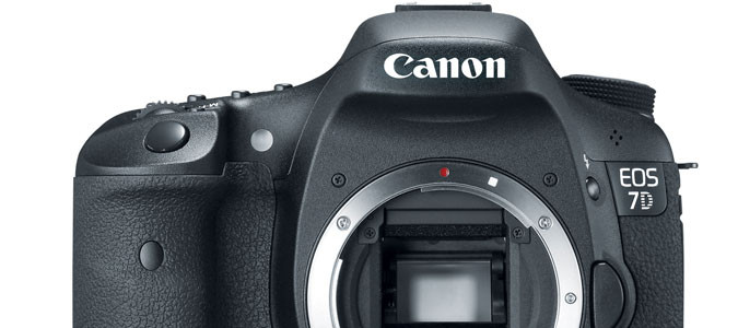 Canon EOS 7D Deal – $599 (refurbished, Canon Store)