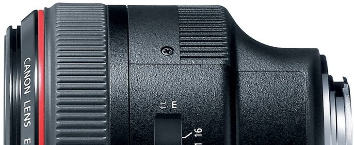 New Canon EF 85mm L Lens On Its Way? [CW2]