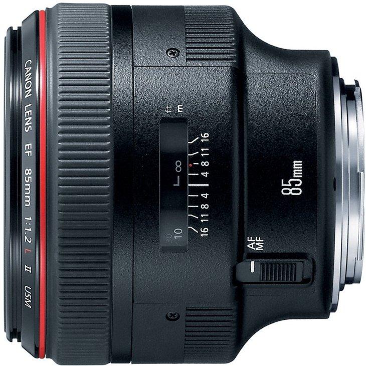 EF 85mm F/1.2L