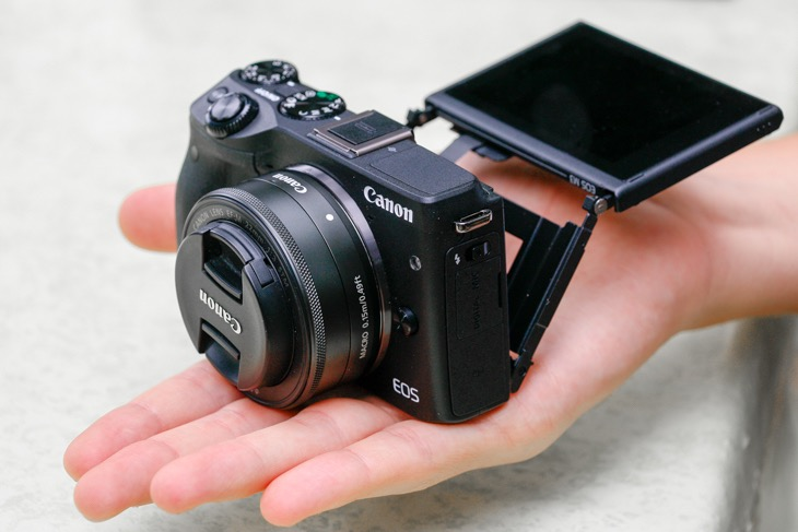 Our Canon EOS M3 review: a powerhouse with shortcomings - CanonWatch: www.canonwatch.com/our-canon-eos-m3-review-a-powerhouse-with...
