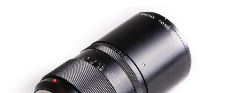 Handevision IBELUX 40mm F/0.85 For EOS M On Sale At $799
