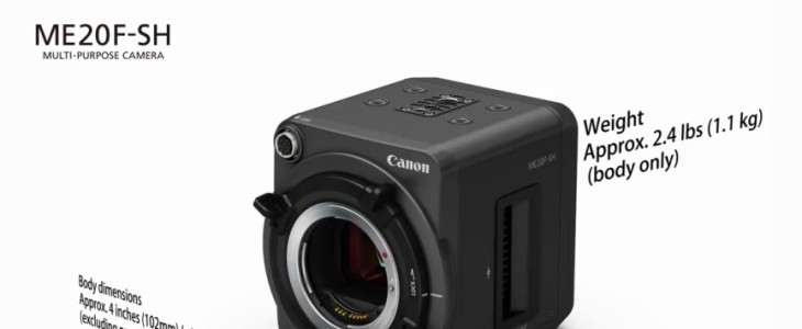 Did You Miss The Impressive Performance Of Canon ME20F-SH, The ISO 4.5M Camera? Here It Is!