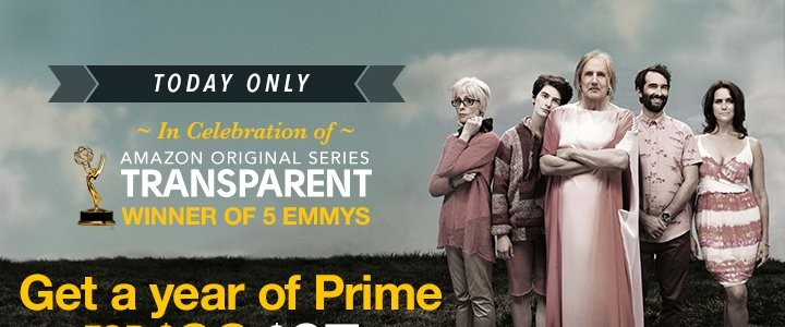 Today Only: Amazon Prime Subscription At $67 (reg. $99)