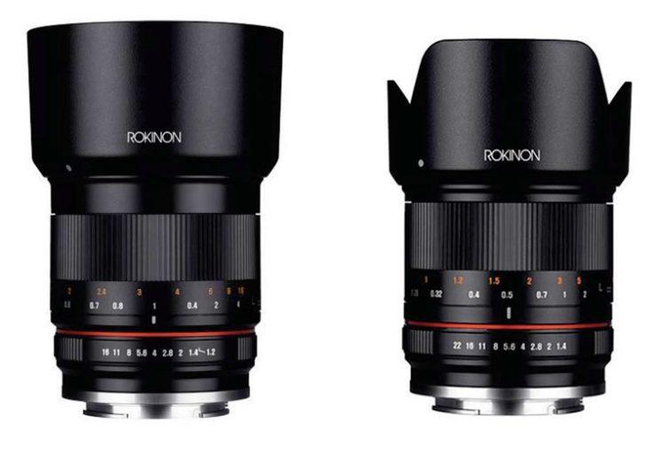 Rokinon 50mm F/1.2