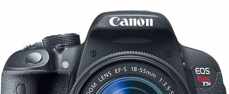 Canon Rebel T5i