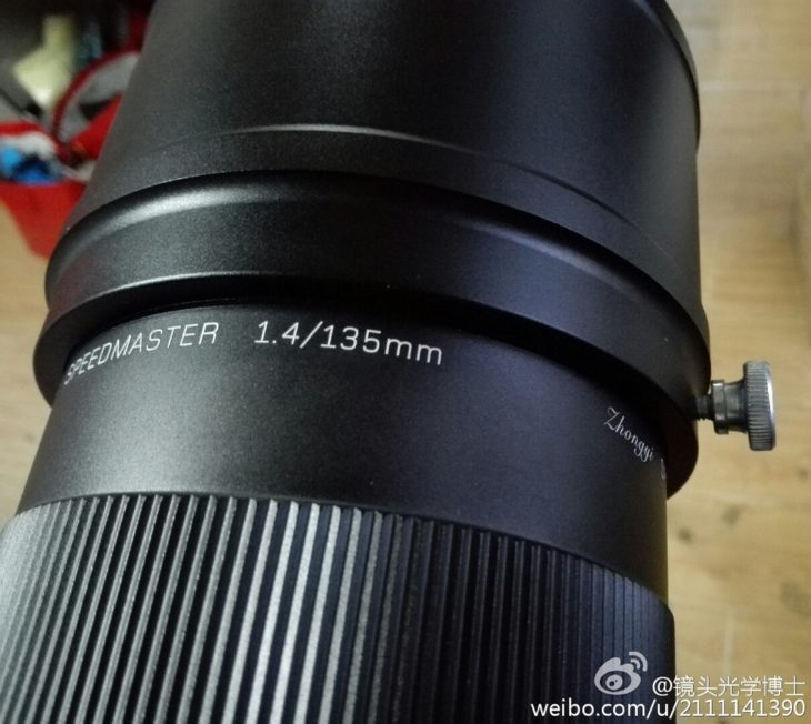 Mitakon Speedmaster 135mm F/1.4 Lens Shipping Soon (world's Fastest 135mm Lens)