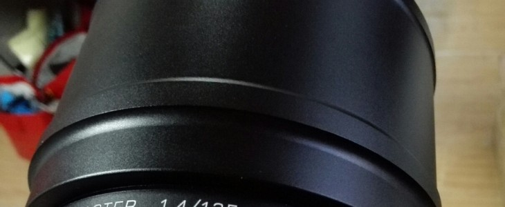 Mitakon 135mm F/1.4 Lens (for Canon) Images Leaked